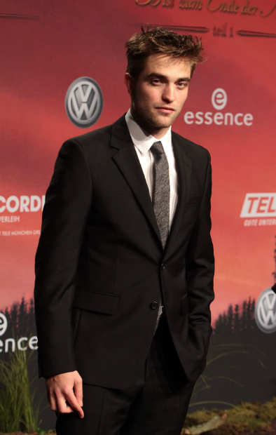 3. Robert Pattinson (�24.9 million)
