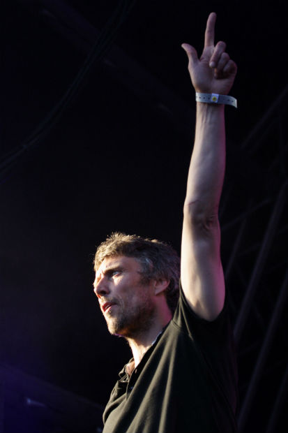 The Happy Mondays formed in Little Hulton, Manchester in the early '80s.The band's original line-up was Shaun Ryder on lead vocals, his brother Paul Ryder on bass, lead guitarist Mark Day, keyboardist Paul Davis, and drummer Gary Whelan. Mark