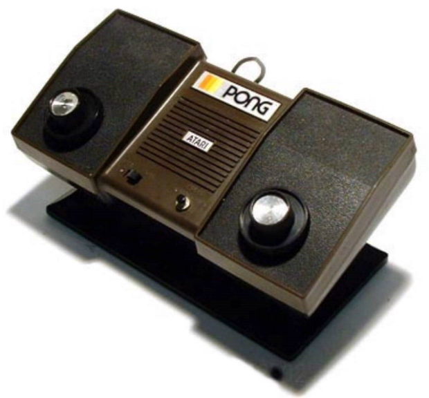 Atari Pong (1976)