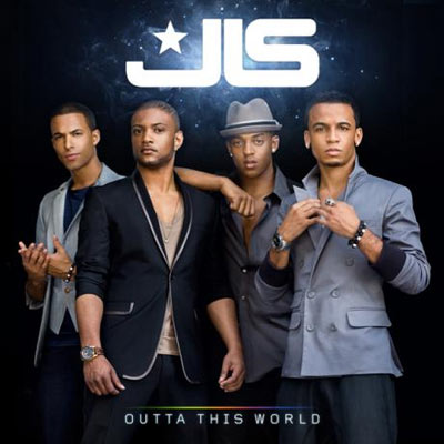 JLS decided against the typical boyband straight edged album coveroh