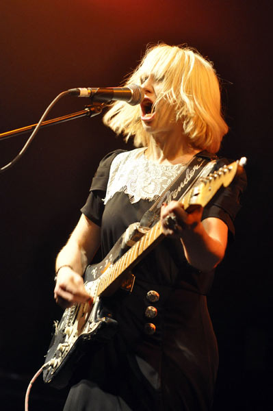 The Joy Formidable @ The Electric Ballroom
