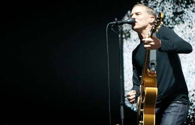Bryan Adams Live In Newcastle