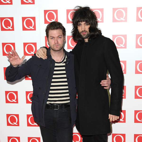 Kasabian's SERGE PIZZORNO feels the celebrations are