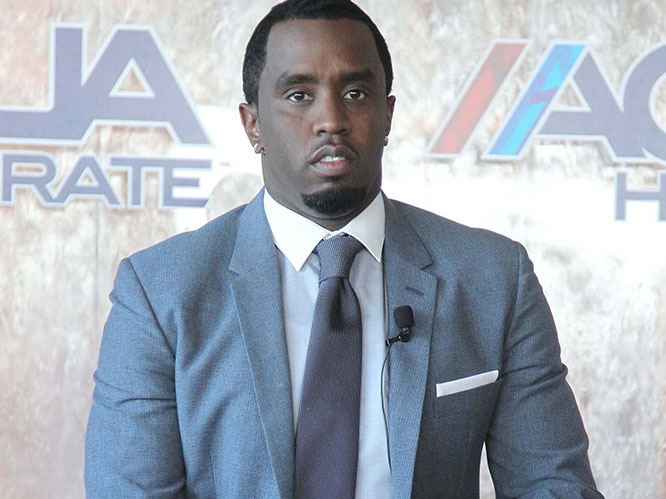 #1 - Diddy gets the top spot, with an estimated net worth of $580 million.