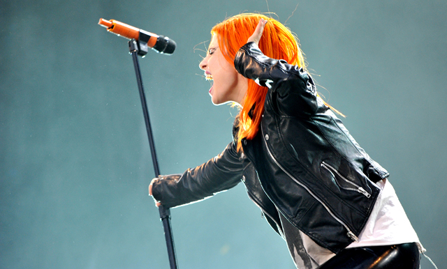 Paramore live at Leeds Festival (Aug 25, 2012)