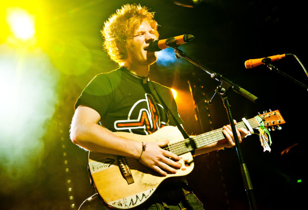 Ed Sheeran: Shooting to fame after the release of his debut album in September last year, Ed Sheeran has been nominated for a whopping four awards including British Male Solo Artist, British Breakthrough Act, British Single of the Year and the Mastercard British Album of the Year.