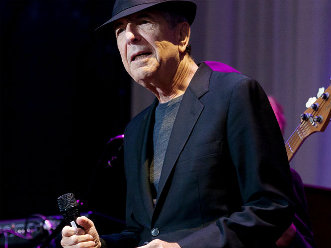 Leonard Cohen fans were disappointed earlier this year when the legend's gigs were moved from Hop Farm to Wembley Arena at the last minute - but not as much as Cohen was himself.