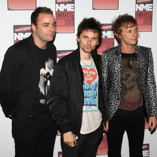 Muse - The 2nd Law (September 18)
