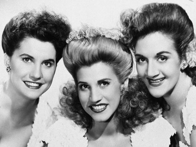 The Andrews Sisters - 1940s