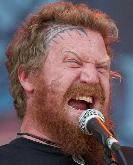 Brent Hinds Tattoos