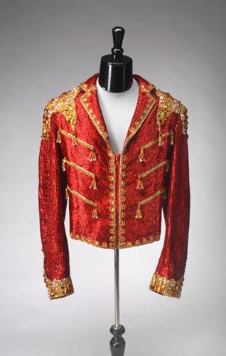 1980s costume jacket. Est £3,000 - £4,500