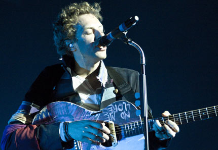 Coldplay @ London Brixton Academy