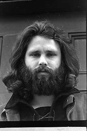 Jim Morrison after drugs – The singer had an almost lifelong battle with alcohol and drug addiction, having started drinking in adolescence. Decamped to Paris in 1971, Morrison (now overweight and with a beard) grew increasingly depressed and died after a night of taking heroin and drinking in July of that year