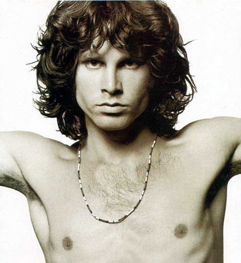 Jim Morrison - The enduring, iconic image of The Doors frontman in the 1960s 
