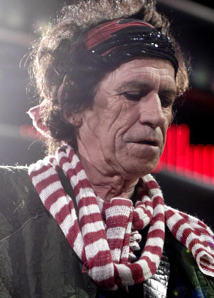 Before And After Drug Abuse Pictures. Keith Richards after taking