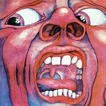 50. King Crimson: 'In The Court of King Crimson' - 