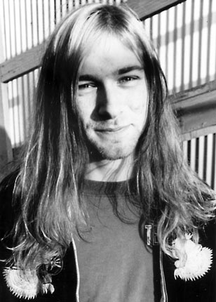 Kurt Cobain – While Kurt had already taken heroin at the time this photograph was taken (he first took the drug in 1986), the sheer pressure of fame which later exacerbated his addictions and mental state were was yet to take its grip.