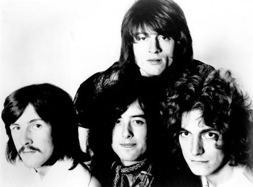 Led Zeppelin 1978