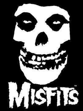 The Misfits Skull Logo The 50 Greatest...
