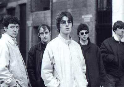 Britpop band Menswear stage platinum album hoax | Gigwise Oasis Band 1995