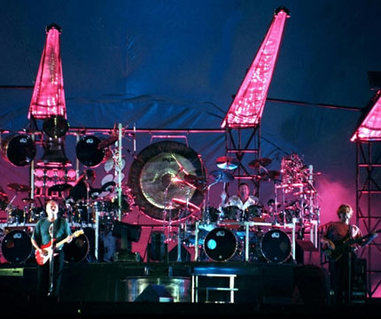  Pink Floyd @ Earls Court, London, October 1994 &#8211; It was the opening night of a landmark 14 night stint at the London venue. One minute into opening song &#39;Shine On You Crazy Diamond&#39; a scaffolding stand holding 1200 fans collapsed, with some falling over 20 feet to the ground. 96 people were injured, with 36 needing hospital treatment. The show was promptly cancelled. At the rearranged show the next week, Dave Gilmour joked:  &#8220;If I were you, I&#8217;d sue somebody. Er, not me, though...&#8221; 