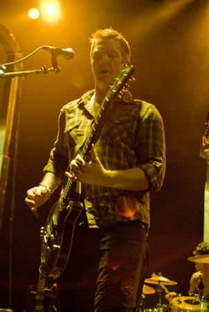 Josh Homme – Queens of the Stone Age