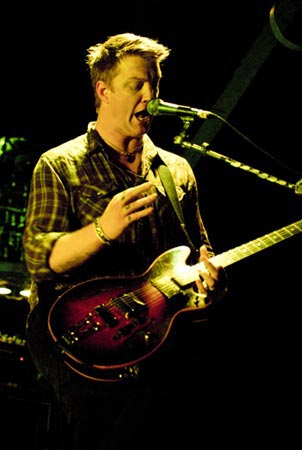 Josh Homme &#8211; Queens of the Stone Age 