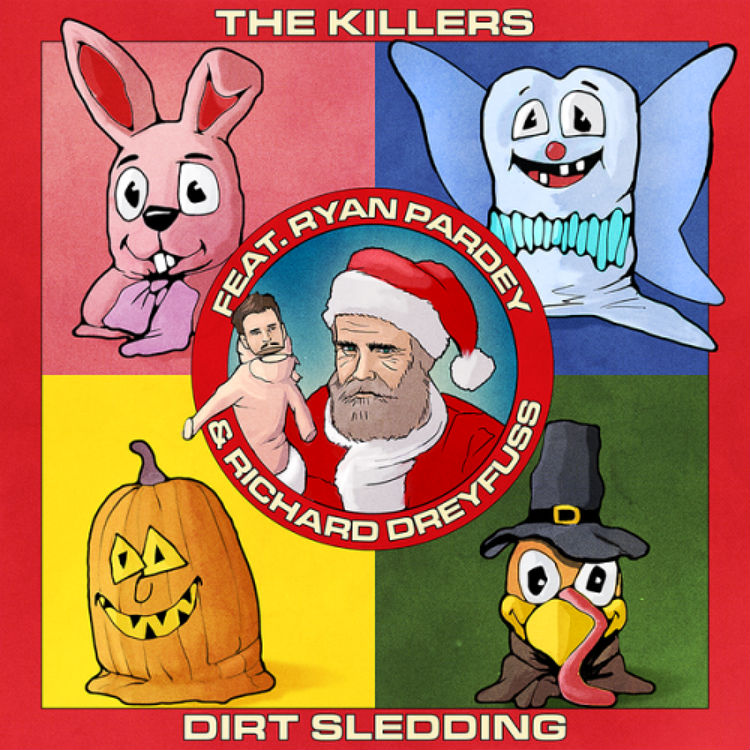 The Killers' new Christmas single is here | Gigwise