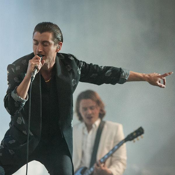 Arctic Monkeys @ Finsbury Park, London - 23/05/2014