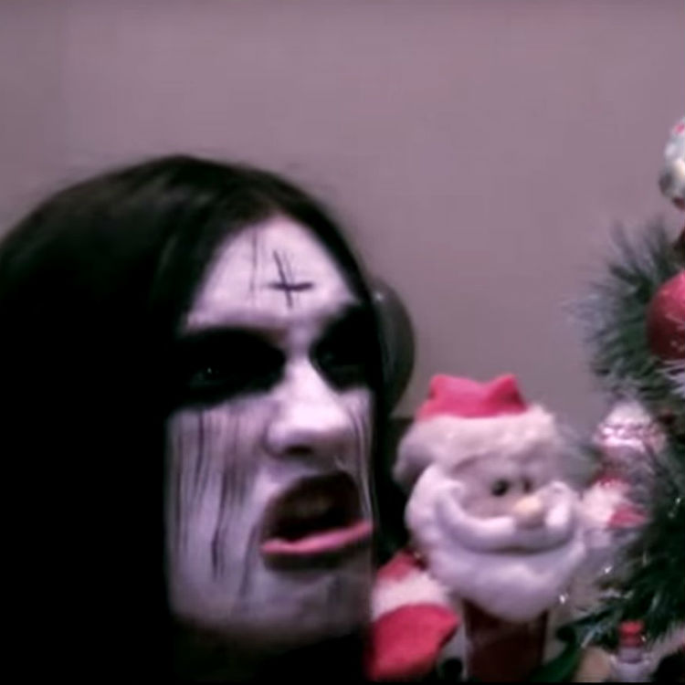 Check out this black metal parody of \'All I Want For Christmas Is ...