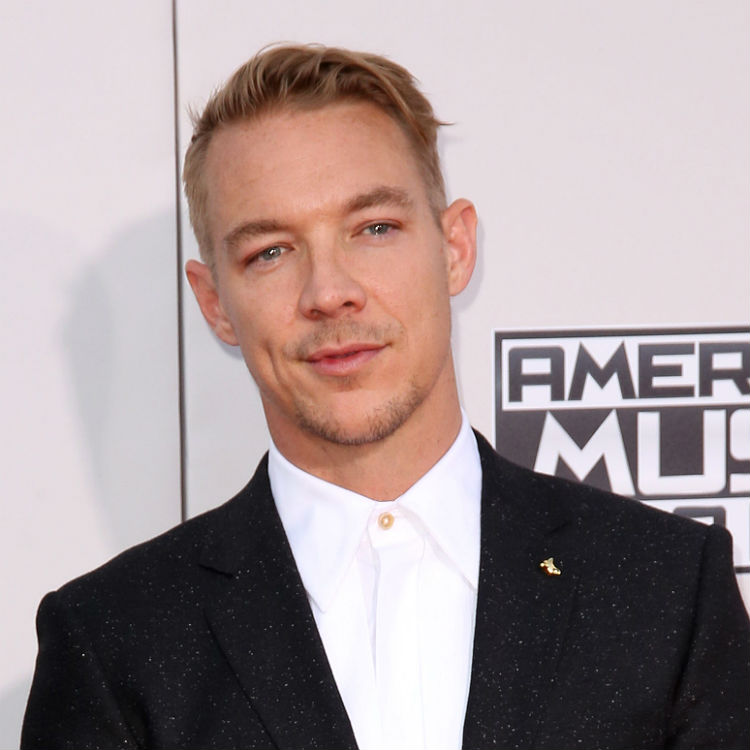 Diplo: Diplo Is The Most Shazamed Artist Of 2015