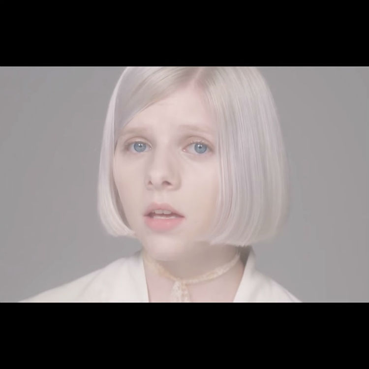Aurora, John Lewis advert singer, video for Oasis cover, London dates