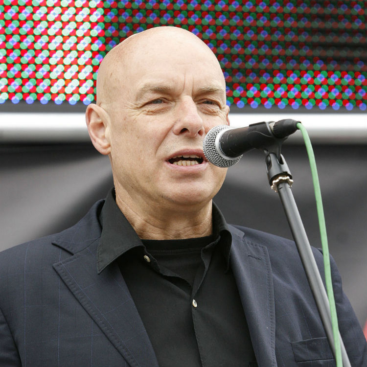 Brian Eno Buys Jeremy Corbyn's Hat In Fundraising Auction