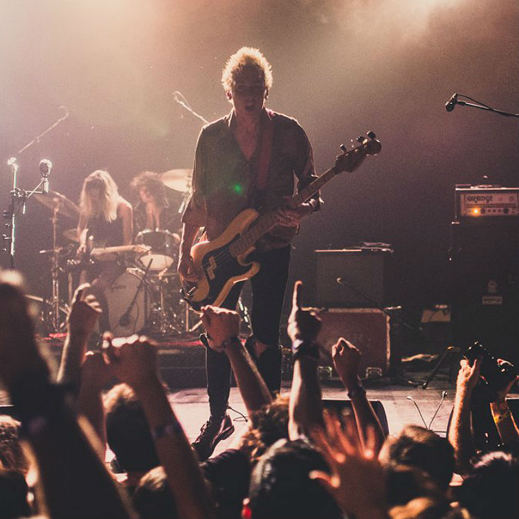 Wolf Alice on fame, the Mercurys and Eagles Of Death Metal
