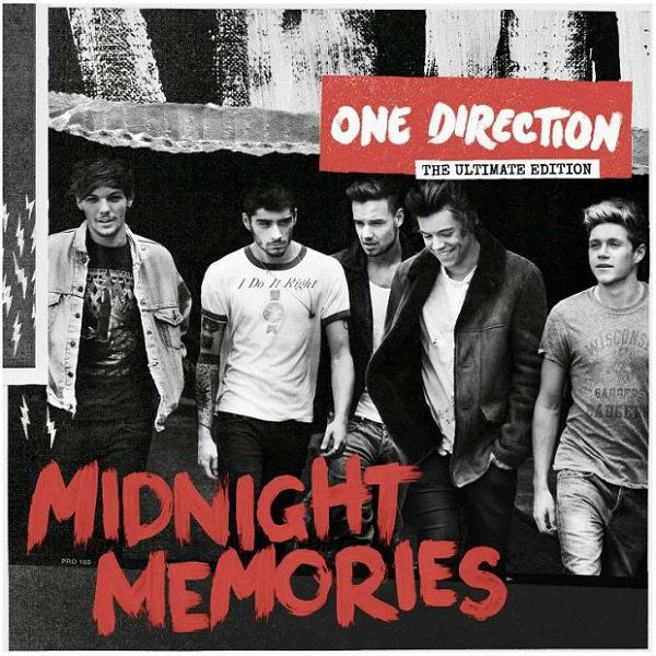 One Direction score fastest selling album of 2013 (and more depressing facts)