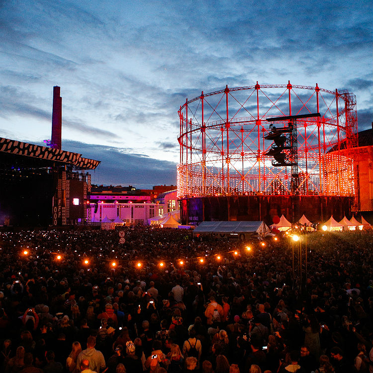 Flow Festival review 2016, Sia, Massive Attack, FKA twigs