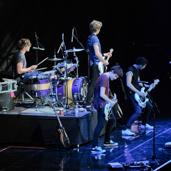 5 Seconds Of Summer 2014 Tour Tickets On Sale Now