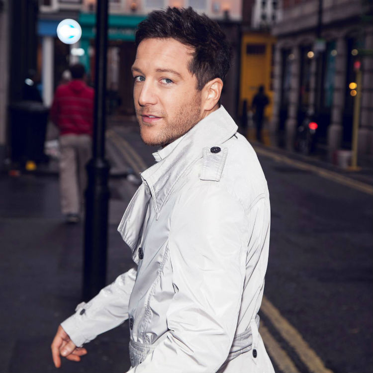 Matt Cardle X Factor winner UK tour announcement 2016, tickets