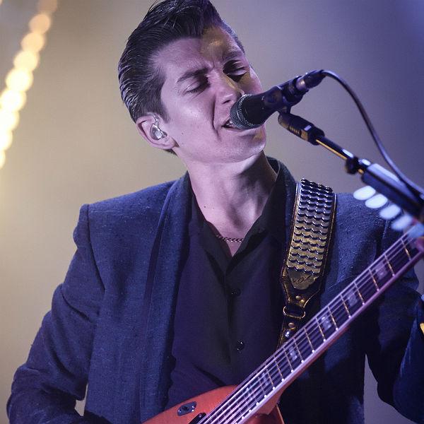 Arctic Monkeys @ Earl's Court, London - 25/10/2013