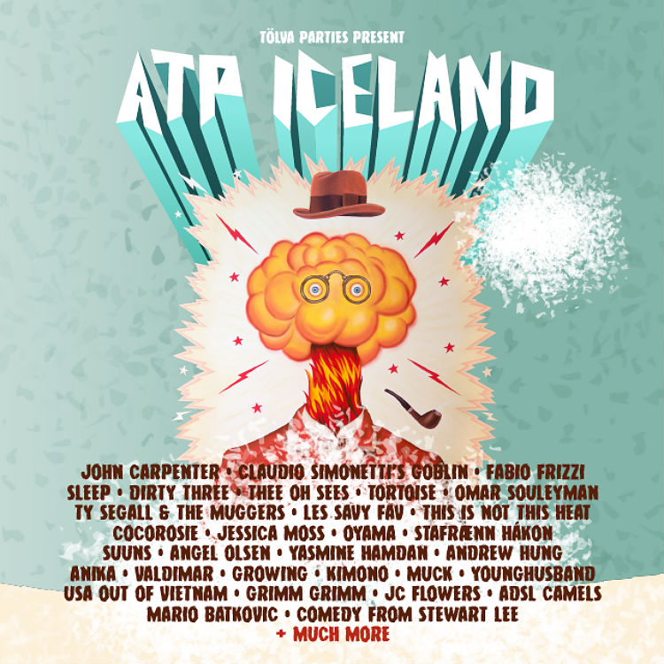 ATP Iceland 2016 - bands start to pull out. Will it be cancelled?