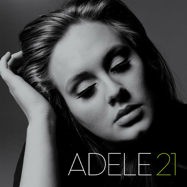 Adele's 21 named Amazon's best-selling CD album of all time