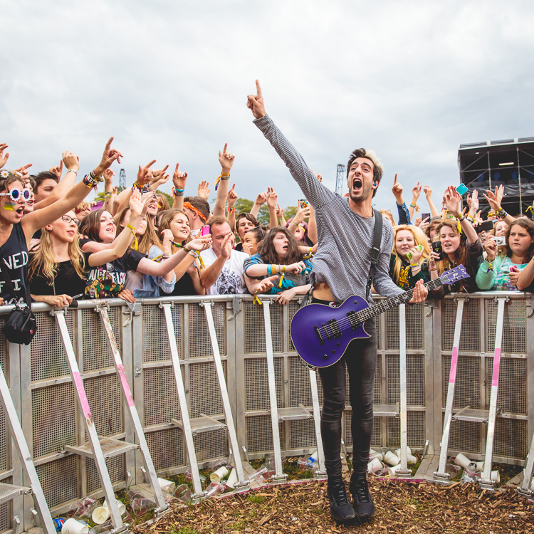 All Time Low, Panic At The Disco, Leeds Festival 2015 review