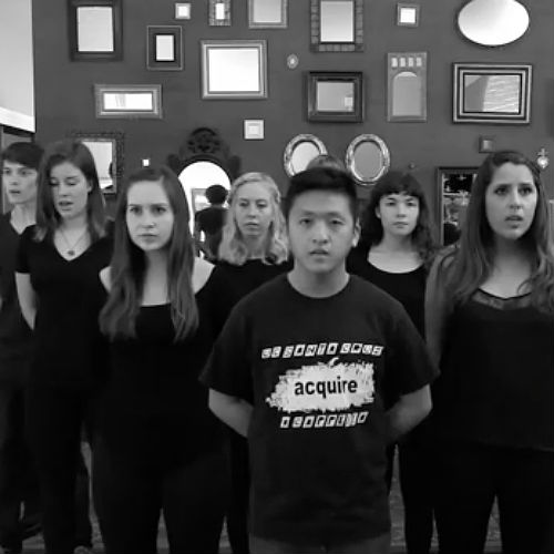 Watch this A Capella version of Alt-J's 'Fitzpleasure'