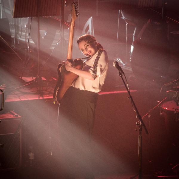 Anna Calvi at St John's Church, Hackney - review and photos