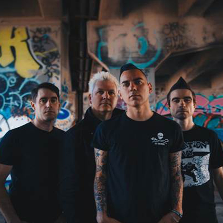Anti-Flag release new song Racists response Charlottesville violence