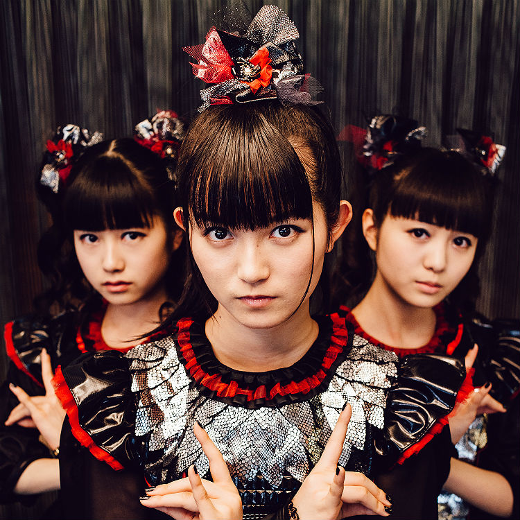 BABYMETAL interview on Metal Resistance, Wembley, Karate, Metallica
