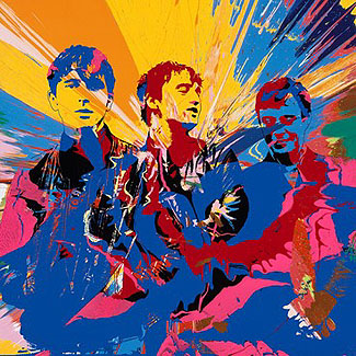 Babyshambles reveal Damien Hirst designed artwork for new album