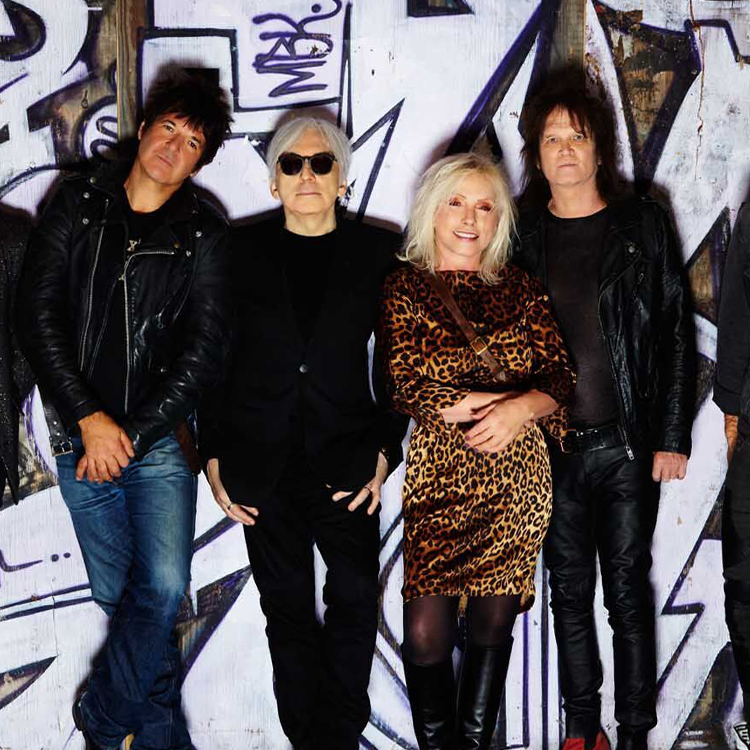 Blondie unveils details of 750-cap London gig - tickets