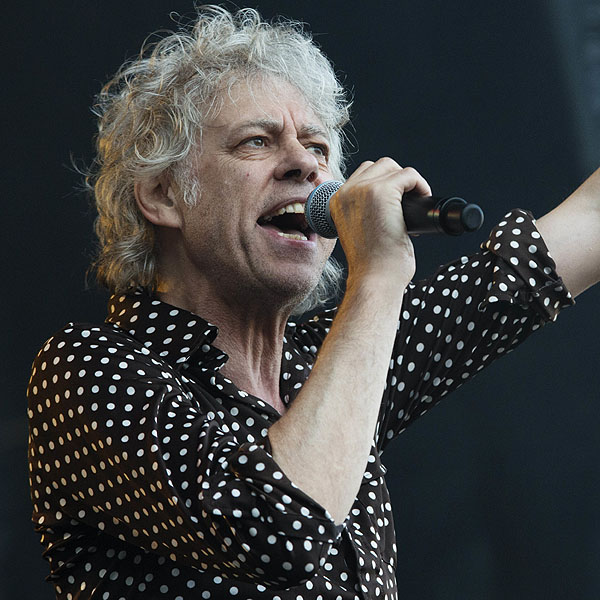 Bob Geldof tells people to delete Band Aid 30 single, download again
