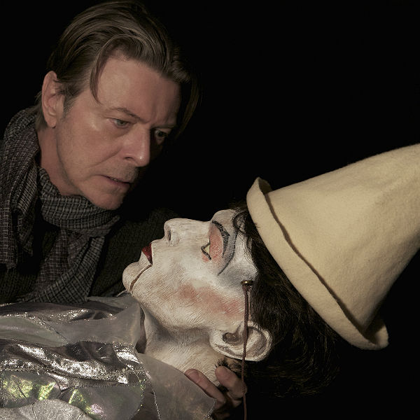 David Bowie promises: 'New music is coming soon'